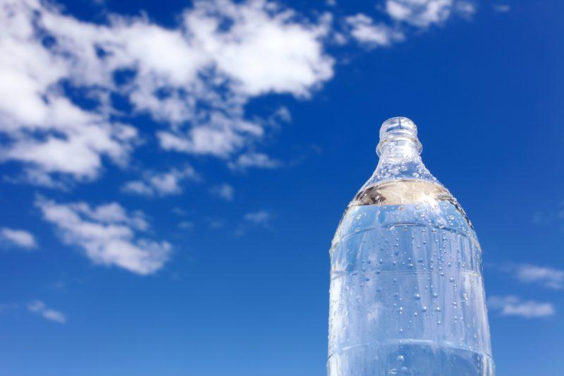 写真:アルカリイオン水